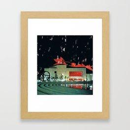 1957 Framed Art Print