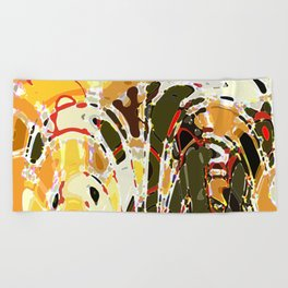 Icacos Beach Towel