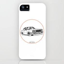 Crazy Car Art 0197 iPhone Case