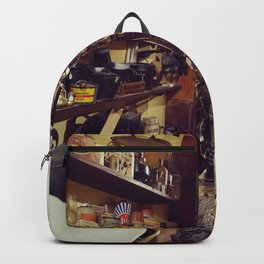 Old Victorian Store Backpack