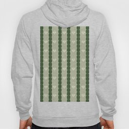 Green Locket Hoody