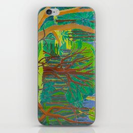 Il Bosco (The Forest) iPhone Skin