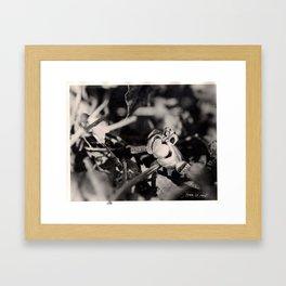 Love is Real Framed Art Print