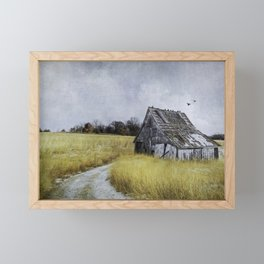 An Honorable Pact with Solitude Framed Mini Art Print