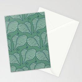 Sage Vines Stationery Cards