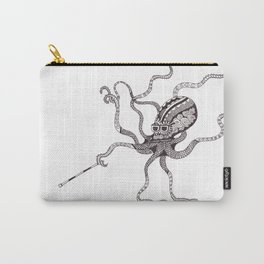 The Blind Octopus Carry-All Pouch