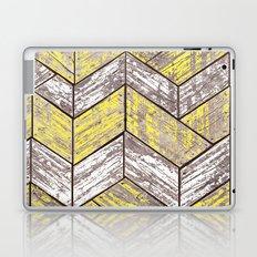 SHORELINE CHEVRONS (2 of 3) Laptop & iPad Skin