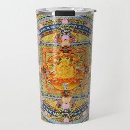 Mandala Buddhist 2 Travel Mug