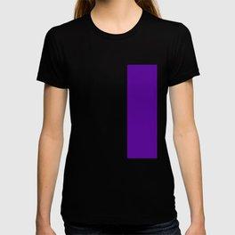 Purpe Rectangle T-shirt