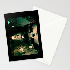 Low place like home Stationery Cards