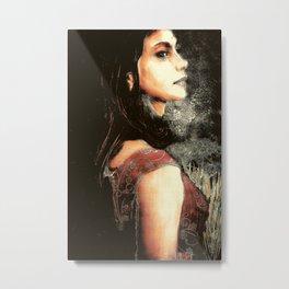 Jasmin Metal Print
