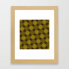 Op Art 82 Framed Art Print