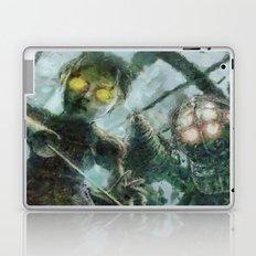 Bioshock Big Daddy & Little Girl Laptop & iPad Skin