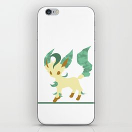 Leafeon; Forest  iPhone Skin