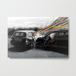 The Big escape Metal Print