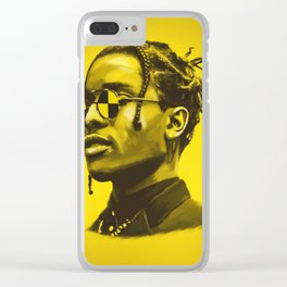 A$AP Rocky Clear iPhone Case