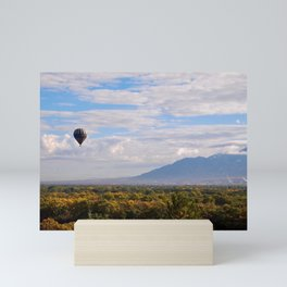 Balloon Fiesta Over the Rio Grande Mini Art Print