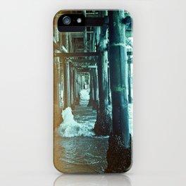 Under the Pier.  iPhone Case