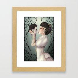 Bride of Death Framed Art Print