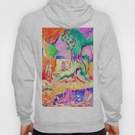 Henri Matisse Joy of Life Hoody