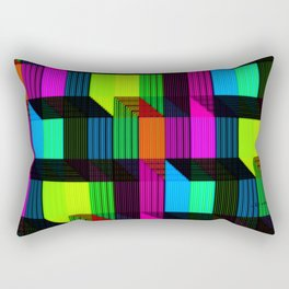 A Todo Color Rectangular Pillow