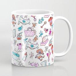 Baby's handbag Coffee Mug