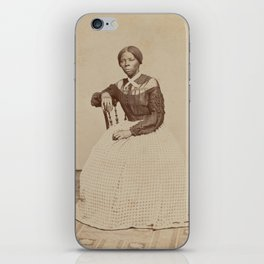 Harriet Tubman Vintage Photograph iPhone Skin