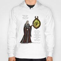 fairy tale Hoodies featuring Fairy Tale by wolfanita