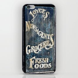 One Stop Shop iPhone Skin
