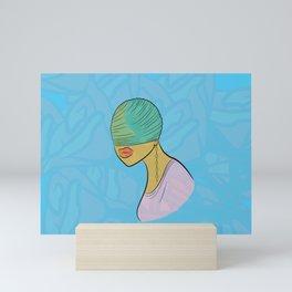 Electric Griot: Blind Mini Art Print