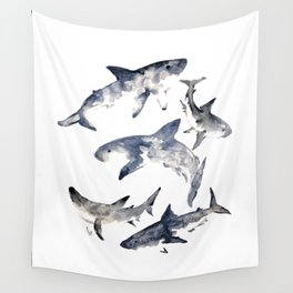 Frenzy Wall Tapestry