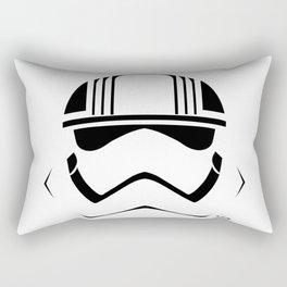 CAPTAIN PHASMA HELMET Rectangular Pillow