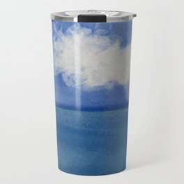 Cape Cod Cloud Sweep Travel Mug