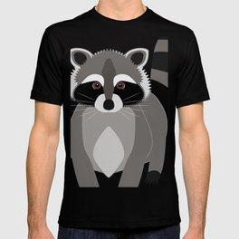 Raccoon Mischief T-shirt