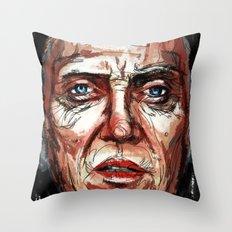 Walken Throw Pillow