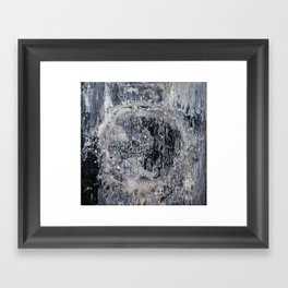 """""""Inside"""" Framed Art Print"""