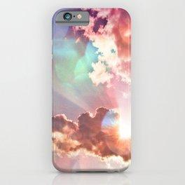 Rainbow Sky iPhone Case