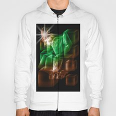 Abstract squares  Hoody