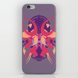 Abstraction Eight Dolos iPhone Skin