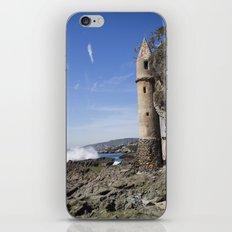 Pirate Tower Laguna Beach iPhone & iPod Skin