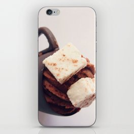 Hot Chocolate Mousse iPhone Skin