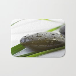 Silence Stone for relaxing Bath Mat