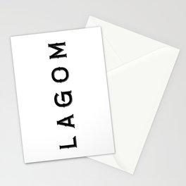 Lagom Stationery Cards