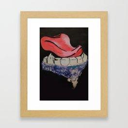 Illest in America Framed Art Print