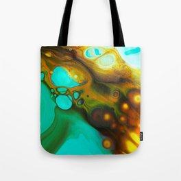 Acrylic 21 Tote Bag