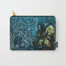 Falling into the dark Carry-All Pouch