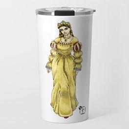 Ann Boleyn Color Travel Mug