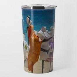 Beach bodies Travel Mug