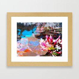 Garden 1 Framed Art Print