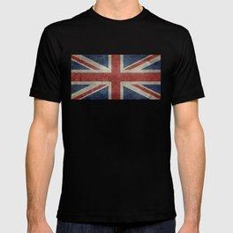 Union Jack (1:2 Version) T-shirt